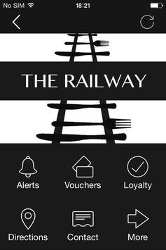 The Railway Inn, Yate poster