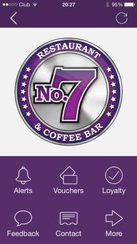 Number Seven, Newry poster