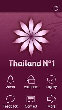 Thailand Number 1, Nottingham poster