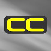 CC Minicab, London icon