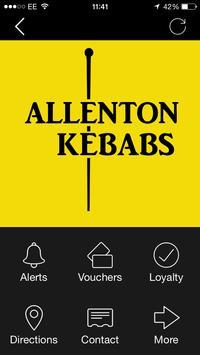 Allenton Kebabs, Derby poster