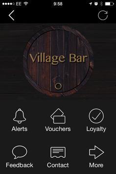 Village Bar, Blantyre poster