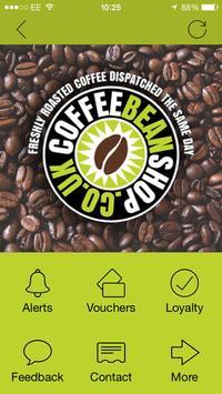 Coffee Bean Shop, Ashford poster