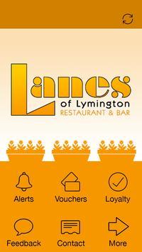 Lanes of Lymington poster