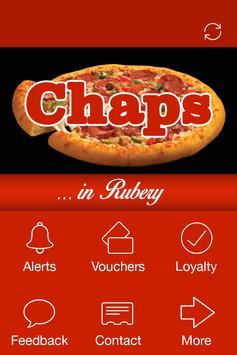 Chaps, Rubery poster