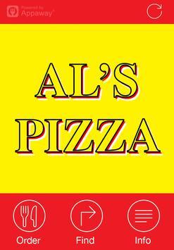 Al's Pizza, Birkenhead poster
