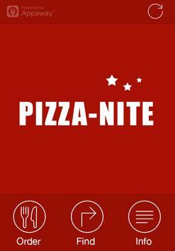 Pizza-Nite, Birkenhead poster