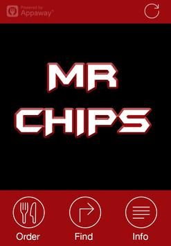 Mr Chips, Walsall poster