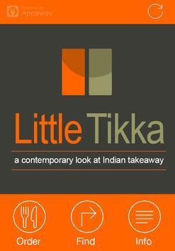 Little Tikka, Crawley poster
