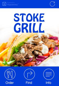 Stoke Grill, Plymouth poster