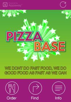 Pizza Base, Castleford poster