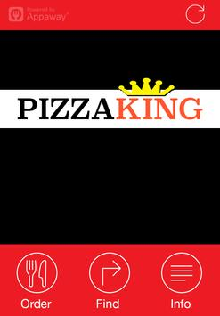 Pizza King, Doncaster poster