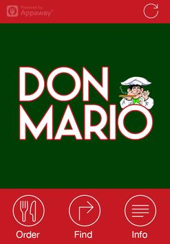 Don Mario, Wigan poster