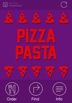 Pizza Pasta, Clifton poster