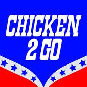 Chicken 2 Go, Battersea icon