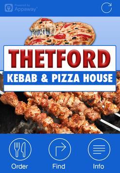 Thetford Kebab House poster