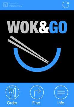 Wok & Go, Birmingham poster