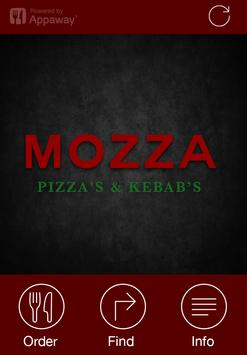 Mozza Pizza & Kebab Chelmsford poster