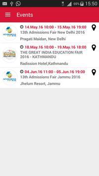 Afairs Events apk screenshot