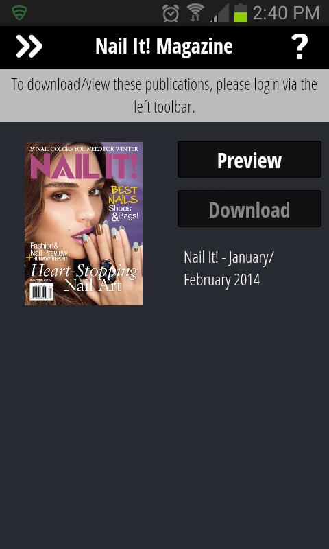 Nail It! Magazine APK Download - Free News & Magazines APP for ...
