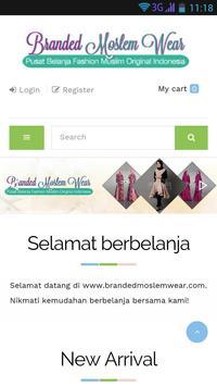 BrandedMoslemWear poster