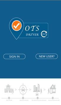 OTS Driver poster