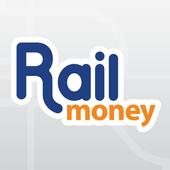레일머니_R+ 충전 icon
