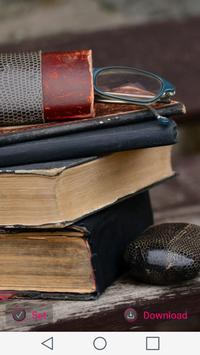 Books Wallpapers apk screenshot