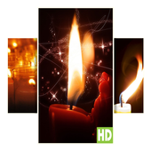 Candle Wallpaper icon