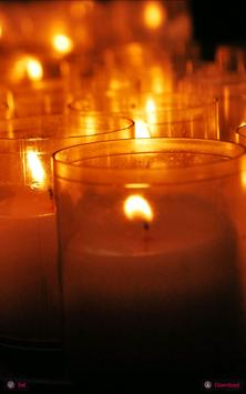 Candle Wallpaper apk screenshot