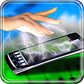 Electric Screen Prank icon