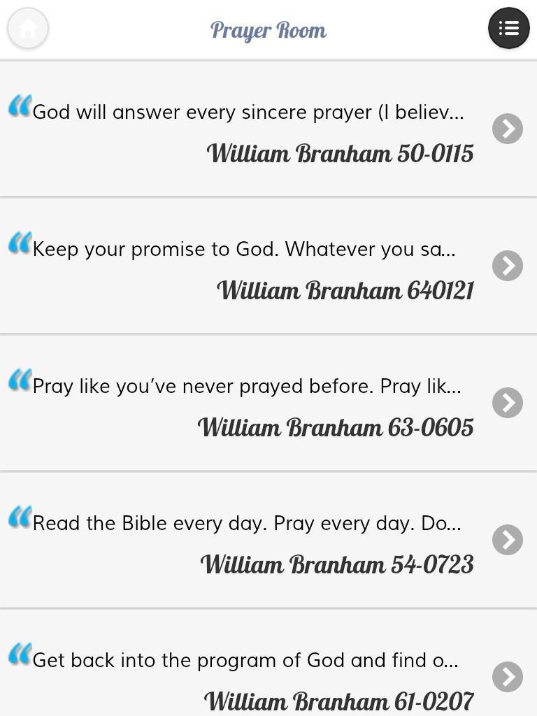 William Branham Quotes/Sayings for Android - APK Download