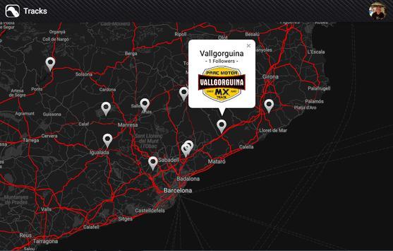 Braapfinder Motocross apk screenshot