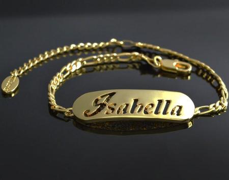 Bracelet Name Design apk screenshot