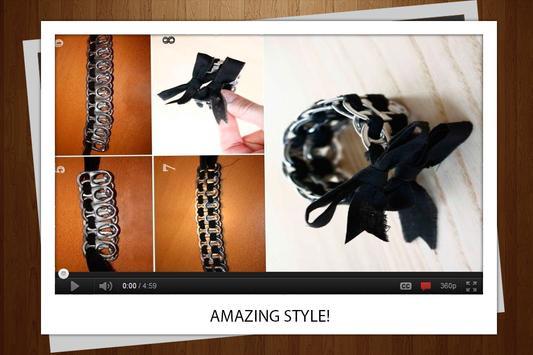 Stunning bracelets poster