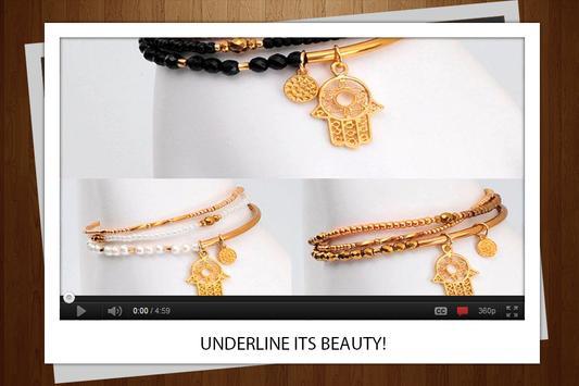 Stunning bracelets apk screenshot
