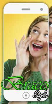 braces camera & braces Teeth photo editor screenshot 17