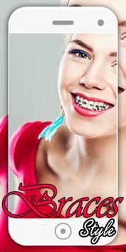 braces camera & braces Teeth photo editor screenshot 21