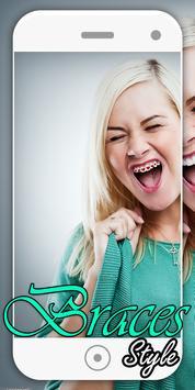 braces camera & braces Teeth photo editor screenshot 3