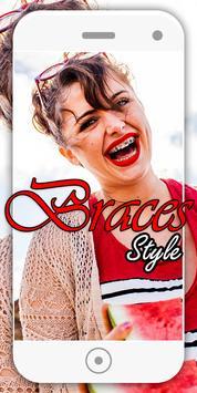 braces camera & braces Teeth photo editor screenshot 5