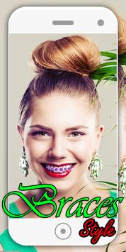braces camera & braces Teeth photo editor screenshot 8