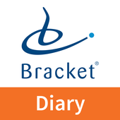 Bracket Patient Diary icon