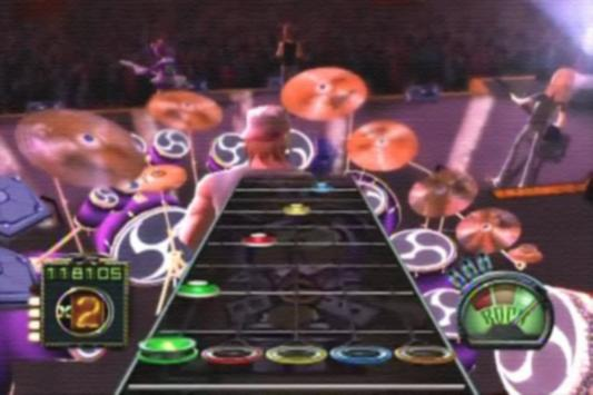 Hint Guitar Hero Win screenshot 1