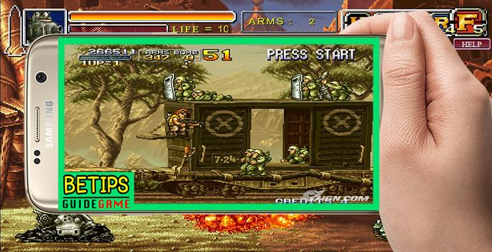 BETIPS Metal Slug Vol 2 screenshot 1