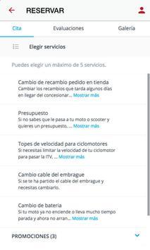 Bragaboy´s Motos apk screenshot