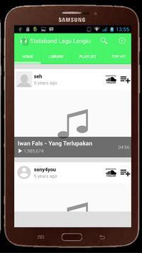 Stafaband Lagu Lagu Top apk screenshot