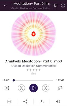 Brahmakumaris Meditation Songs, Music & Commentary screenshot 3