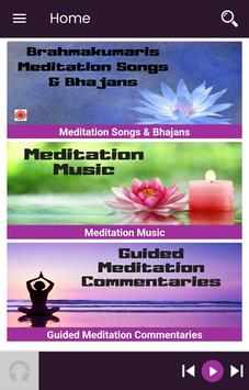 Brahmakumaris Meditation Songs, Music & Commentary poster