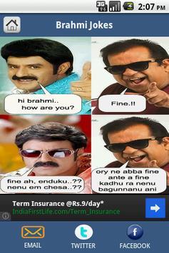 Brahmi Jokes screenshot 5