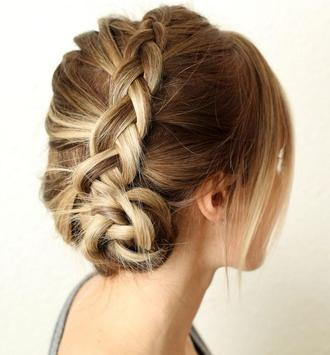 Braided Hairstyle Tutorials screenshot 4